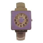 Square Bangle Watch - LWB-007