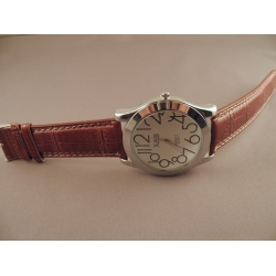 Men's Leather Watch - LML-027-02