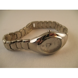 Silver Watch - LWS-055
