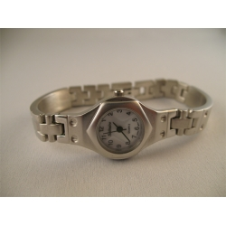 Silver Watch - LWS-064
