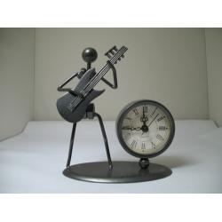 Guitar Mini Clock - C68