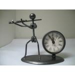 Flute Mini Clock - C63