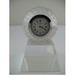 Golf Crystal Clock - CC-001