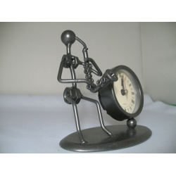 Saxophone Mini Clock - C69