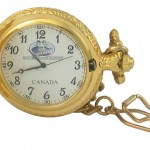 Rocky Mountaineer Pocket Watch